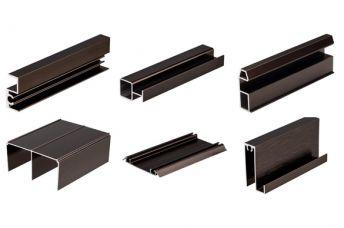 ᐉ опорные раздвижные системы для шкафов купе алюминиевые и